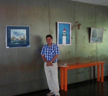 Exhibition at Hotel de Beer Rotterdam